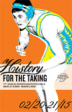 Wrestling State Tournament Program
