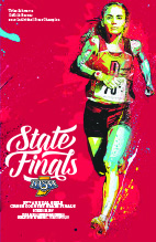 Girls Cross Country State Tournament Program