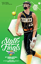 Softball State Tournament Program