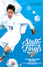 Boys Soccer State Tournament Program